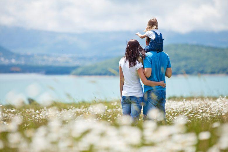 Семья: живой организм, питающийся любовью